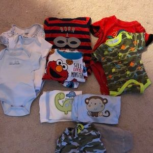 Other - Baby Boy Clothing